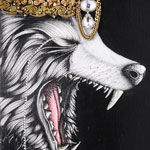 Wolf Cry (Detail)